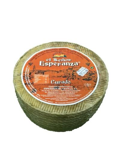 """Queso curado """"Esperanza del Castillo"""""""