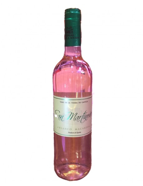 Vino Blanco san Martineño