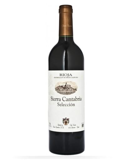 vino sierra cantabria rioja seleccion 2017