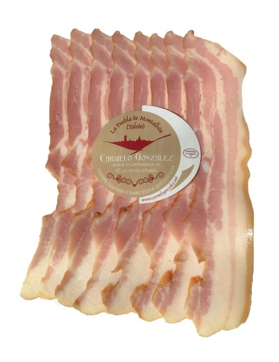 Bacon Ahumado Natural en Lonchas Finas