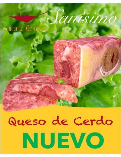 Queso de cerdo (Chicharrón Cocido)