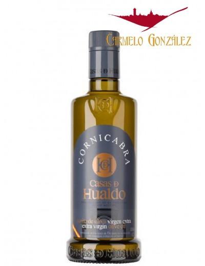 Aceite de Oliva cornicabra virgen Extra casas de hualdo