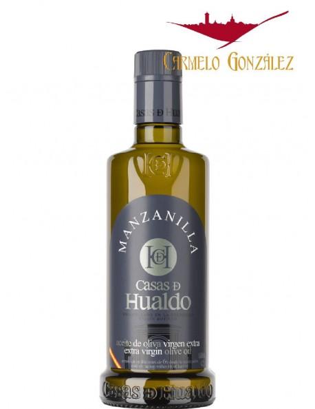 Aceite Español de Oliva Virgen Extra Manzanilla Casas de Hualdo
