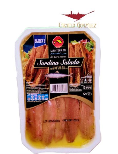 Filete de Anchoas en Aceite de Oliva de Codesa