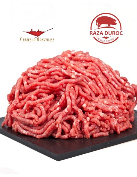 COMPRAR Carne Picada de Jamón de Cerdo Duroc