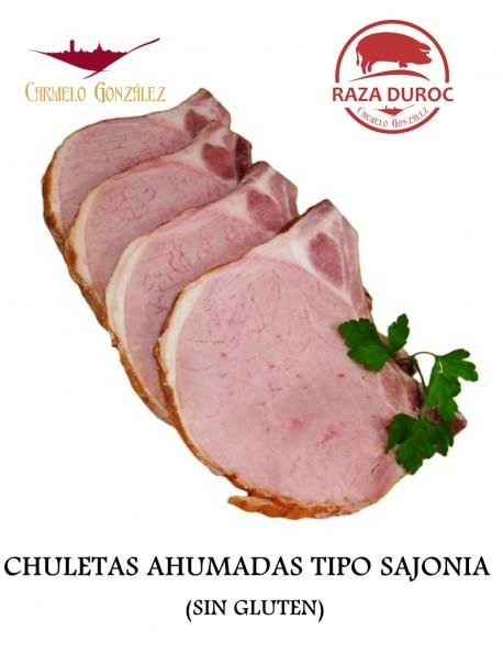 comprar chuletas AHUMADAS TIPO SAJONIA para LA PLANCHA RECETA DE cocina PARA NIÑOS COMPRAR ON LINE CARNICERIA MAS BARATO