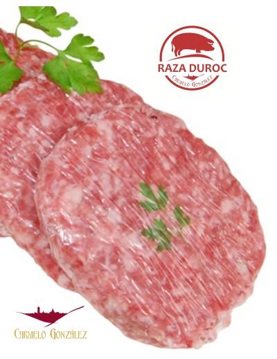 COMPRAR Carne picada jamon de cerdo DUROC MUY FRESCA CON CARNICERIA SERVICIO A DOMICILIO
