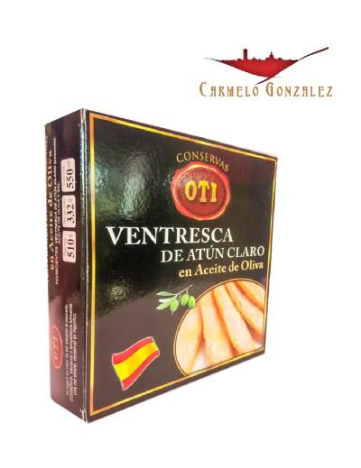 COMPRAR ventresca de atun en aceite de oliva oti RICAS RECETAS CARNICERIA SERVICIO A DOMICILIO