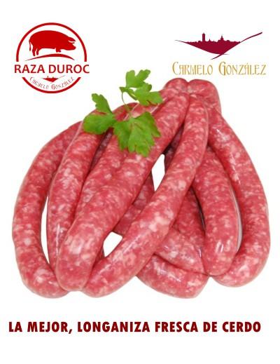 Longaniza fresca blanca (salchichas frescas) - ¿Quieres hacerlo al mejor precio?