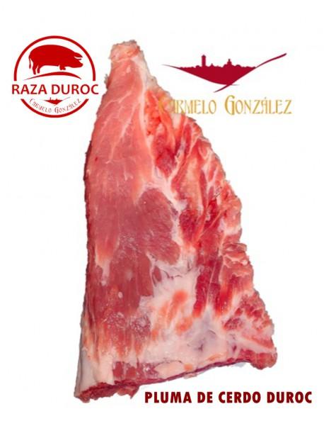COMPRAR Pluma de Cerdo Duroc para tu mejor barbacoa