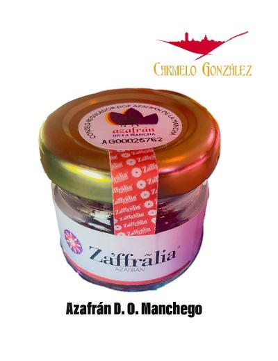 AZAFRÁN DE LA MANCHA D. O. ZAFFRALIA 0,5 GR