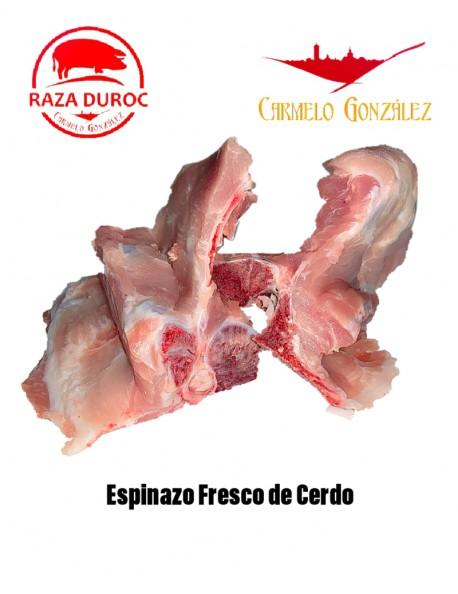 ESPINAZO FRESCO de cerdo duroc - ¿Quieres comprar al mejor precio?