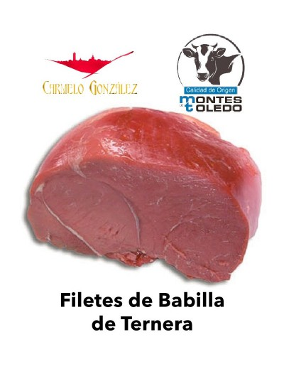 Filetes de Babilla de Ternera