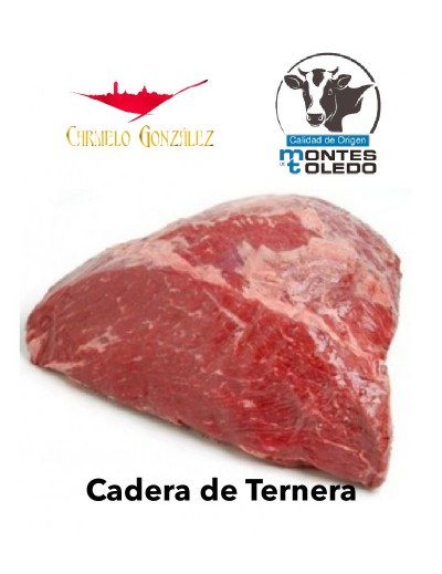 Filetes de cadera de Ternera