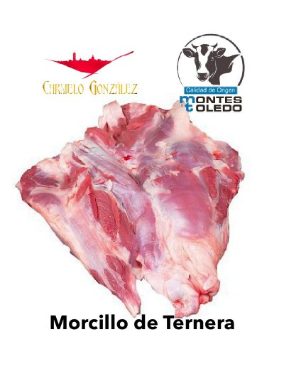 Morcillo de ternera