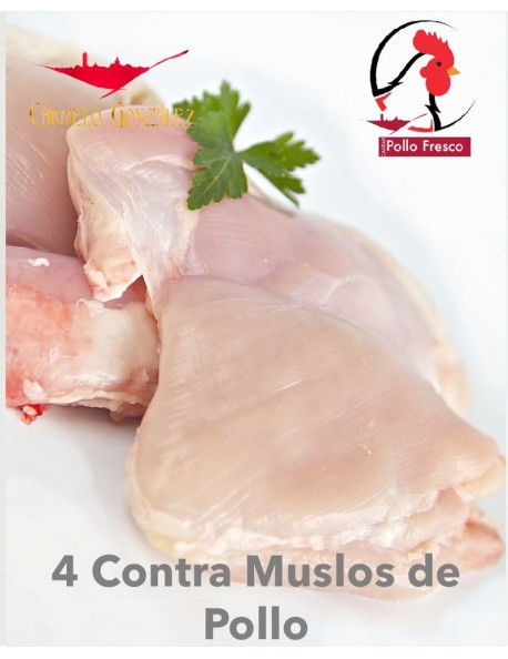 comprar contramuslos para caldo de pollo fresco entero on line no es ecologico ni de campo