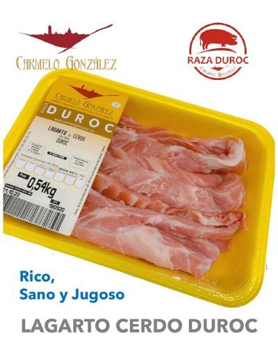 Lagarto de Cerdo de raza Duroc