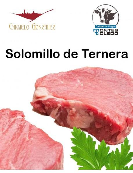 comprar solomillo de ternera origen montes de toledo la carne muy tierna servicio a domicilio on line al mejor precio