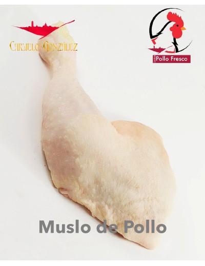 Muslo de Pollo Fresco