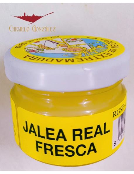 Comprar Jalea Real Fresca VIRGEN DE EXTREMADURA
