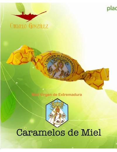Comprar caramelos de miel virgen de Extremadura