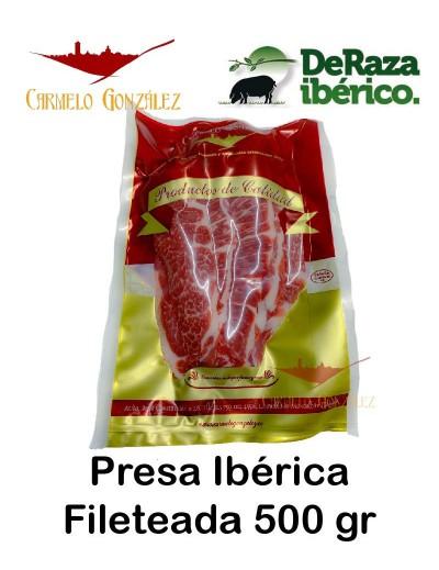 comprar Presa ibérica de cerdo de raza ibérico