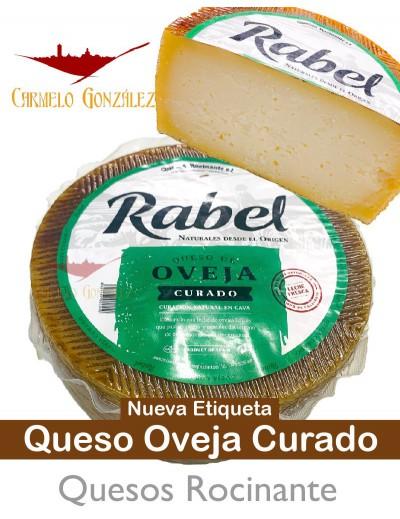 Nueva marca queso Rabel antes era Súper Rocinante Para degustar al mejor precio envio gratis a domicilio