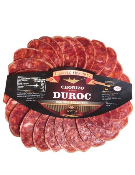 Lonchas Finas de Chorizo Cular Duroc