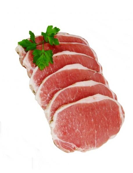 Filetes de Lomo de Cerdo