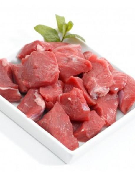 Trozos de Carne de  Jamón de Cerdo Duroc