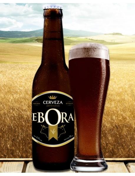Cerveza Ebora Negra
